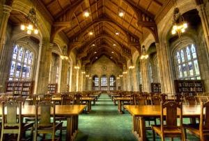 Boston-College-Library
