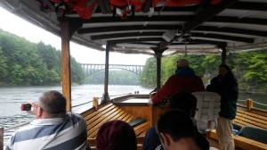 Public History trip to Turner's Falls along the Connecticut River