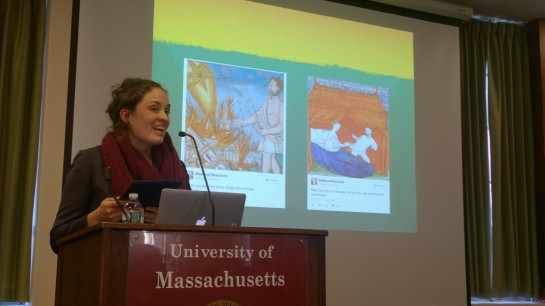 Dr. Rebecca Onion, 2016 Writer-in-Residence
