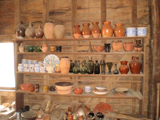 Ceramics at the Godiah Spray Plantation at Historic St. Mary's City