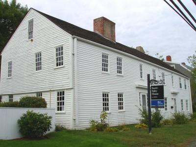 Swett-Ilsley House, photo courtesy of Historic New England