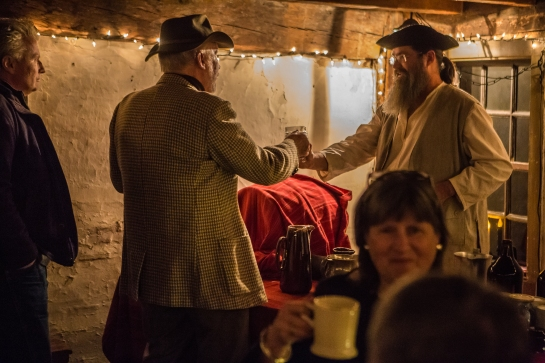 Tales and Ales at the Swett-Ilsley House, photo courtesy of Historic New England